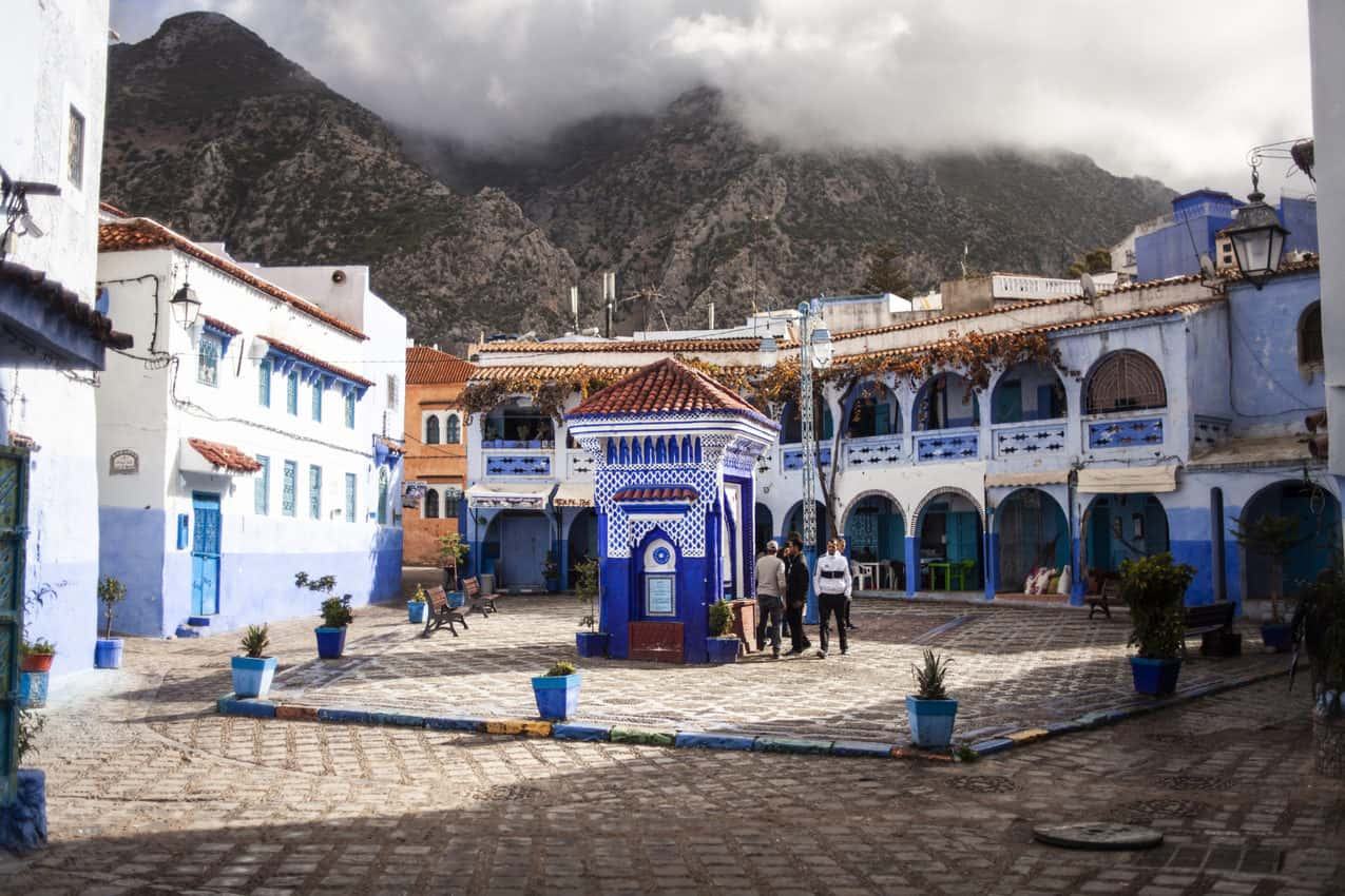 Chefchaouen, Morocco: The Hashish Farmer's Home