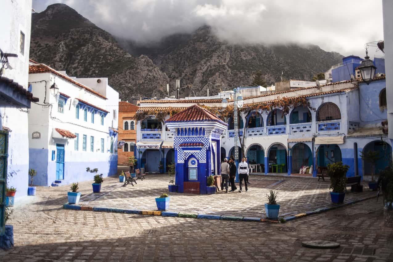 Chefchaouen, Morocco: The Hashish Farmer's Home 8