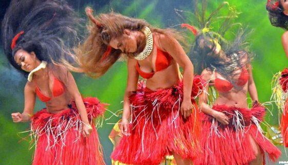 O Tahiti E - Rainforest music festival