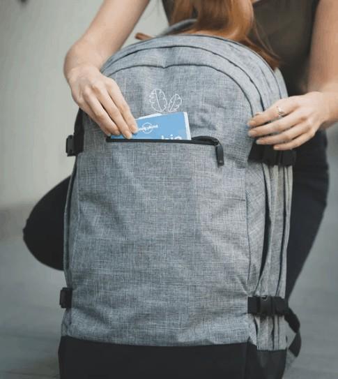 Banana Backpacks Khmer 60L pack.