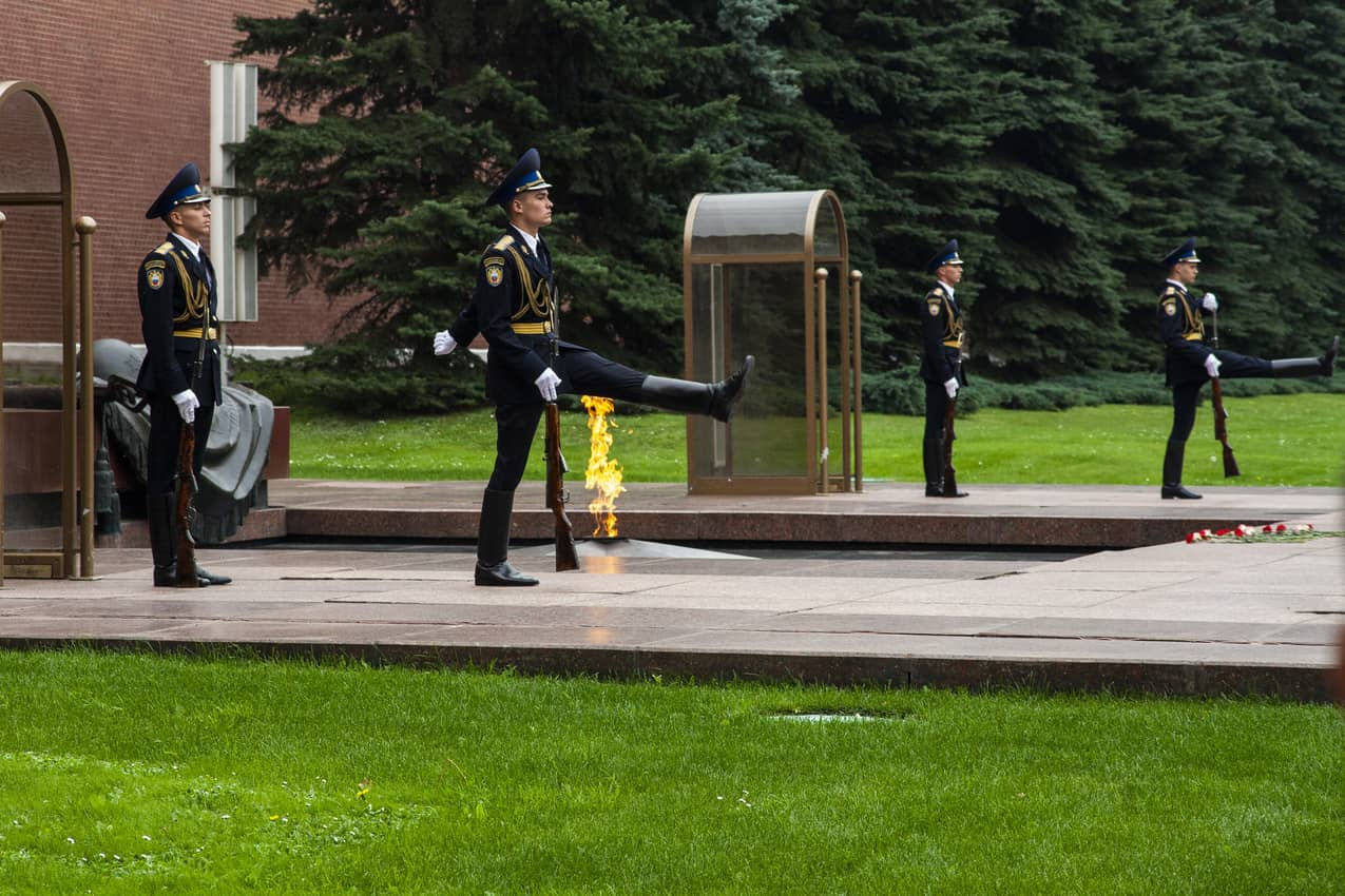 Moscow: Colorful Architecture Steeped in Military Tradition 5