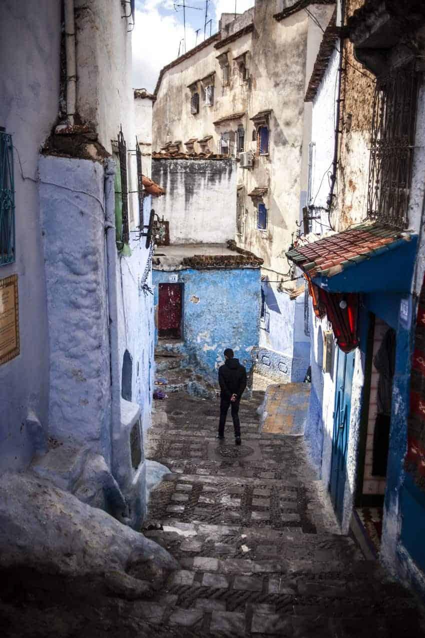 Chefchaouen, Morocco: The Hashish Farmer's Home 2