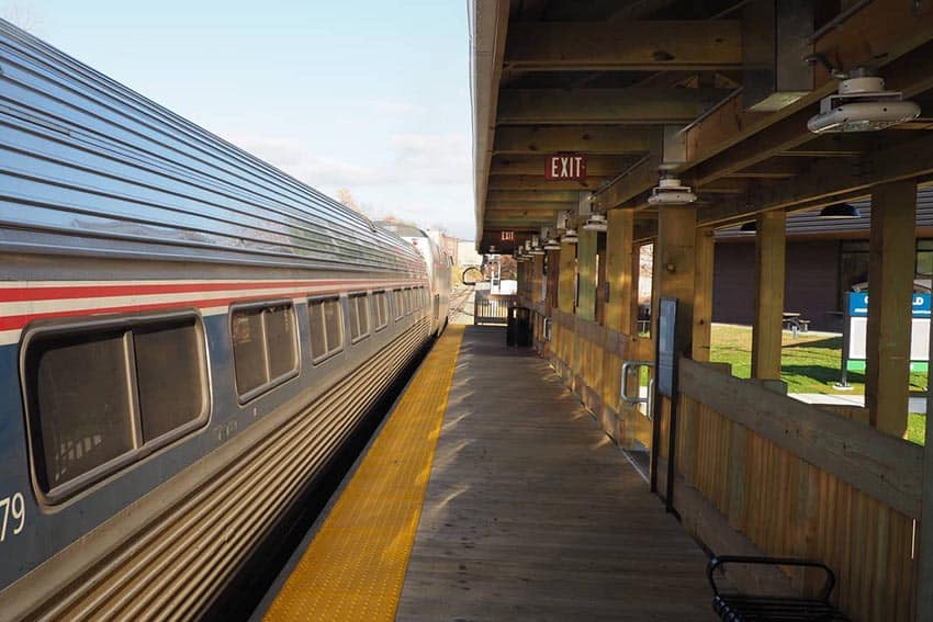 Valley Flyer Brings Train Service Back to Western Mass