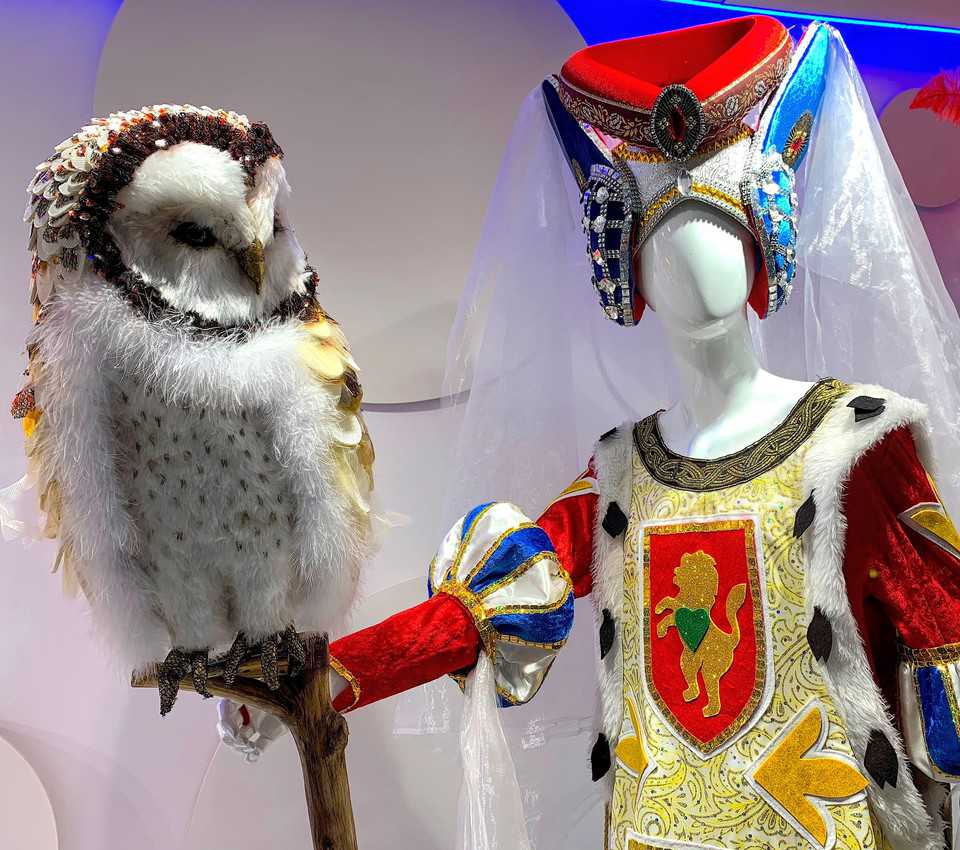 Carnival in Santa Cruz in the Canary Islands 2
