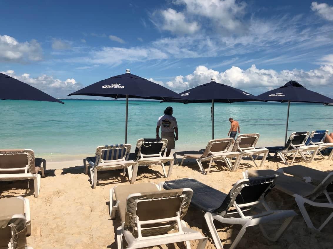 Isle Mujeres, Quintana Roo, Mexico.