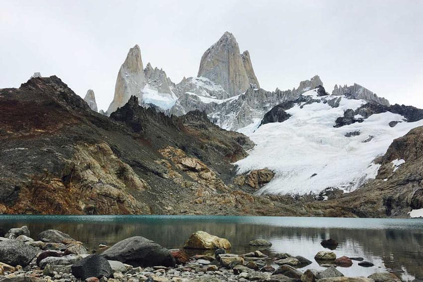 The Patagonia Region: Mountains and Glaciers