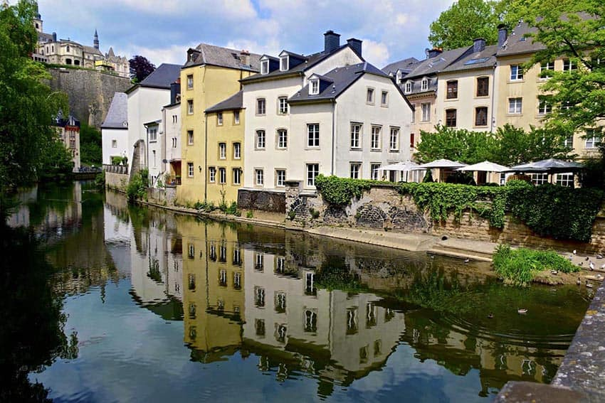 Luxembourg: Growing Green and Wooing Travelers