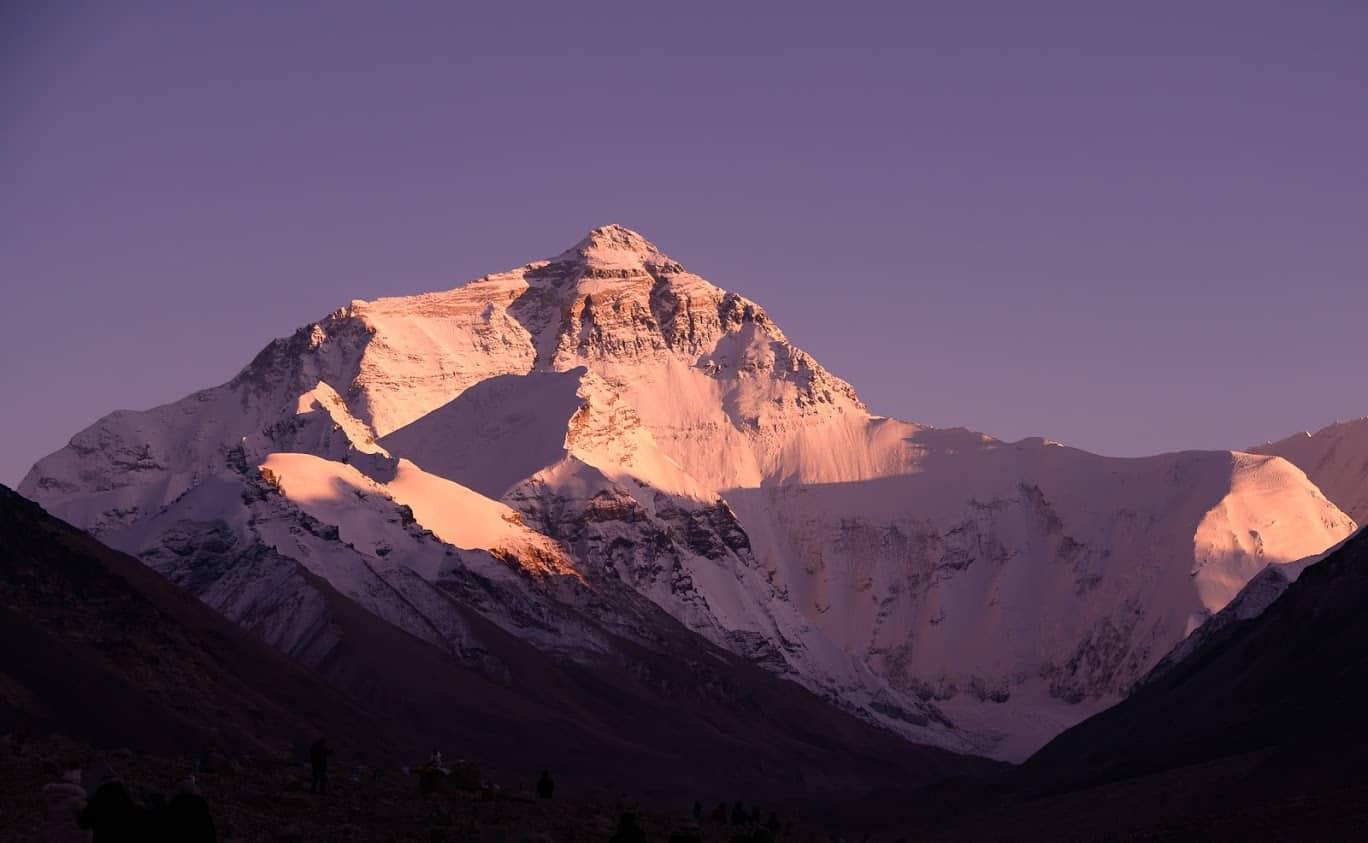 Mount Everest. Donnie Sexton photos.