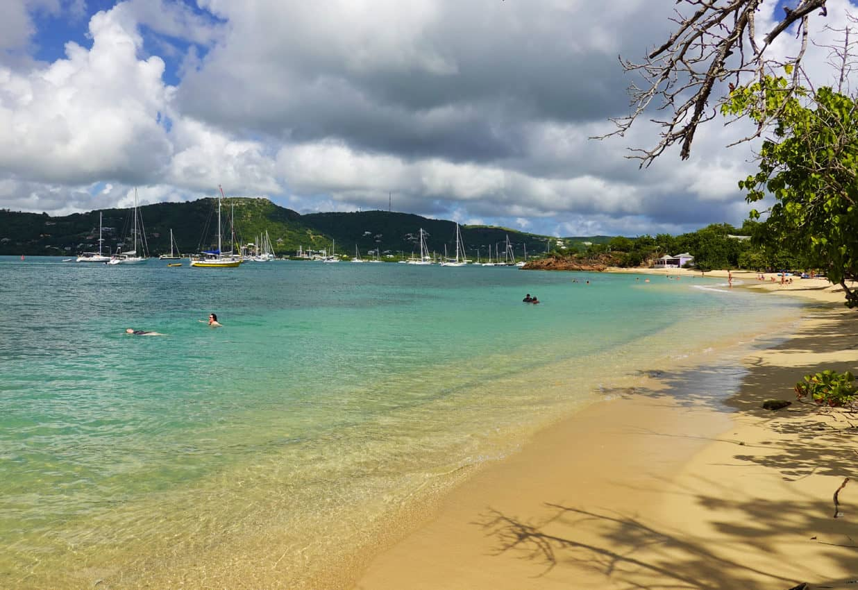 Caribbean Cruising: Different Beach, Different Day 5