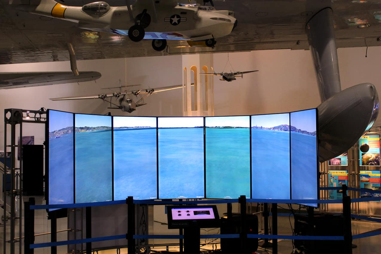 Sky Portal - Hiller Avation Museum, San Carlos CA.