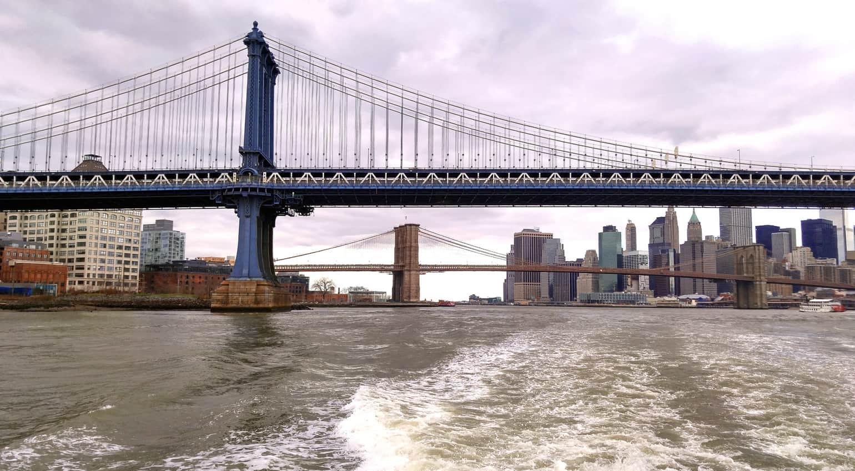 Bridges in NYC. Mary Charlebois photos.