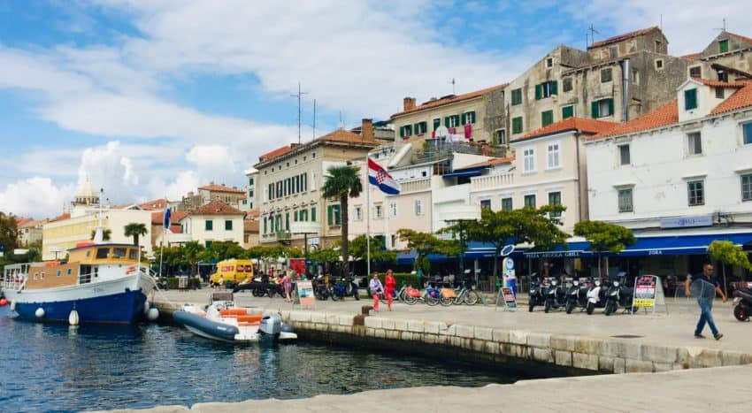 Sailing Croatia's Waters With My Captain - GoNOMAD Travel