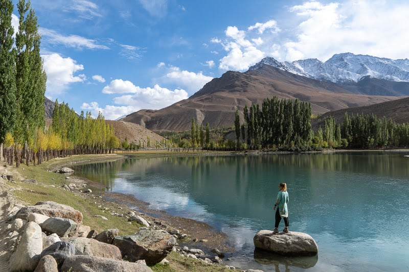 Pakistan's Stunning Phander Valley