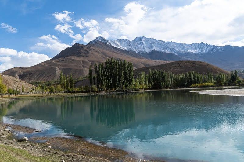 Phander Lake, Pakistan.