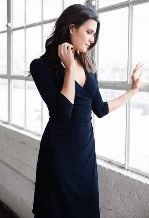 Cindy Karen Newport travel dress