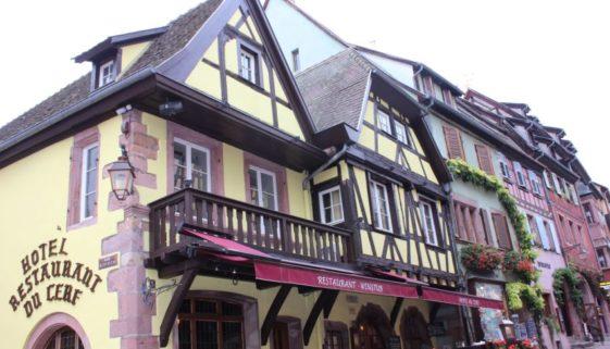 hotel de Cerf