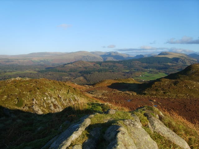 A view from Hooker Crag. Michael Graham's photo.