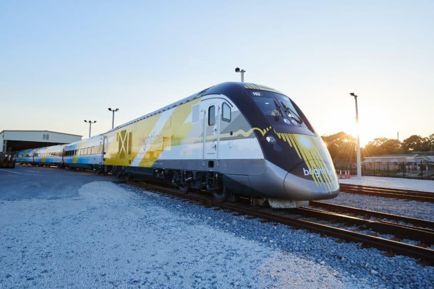 Brightline: High Speed Rail to Vegas