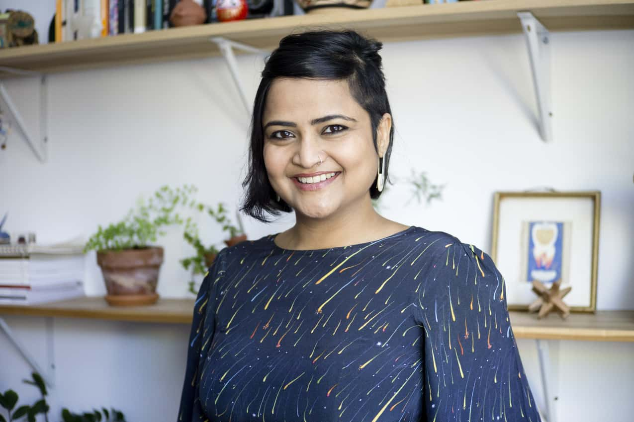 Geetika Agrawal is a storied traveler and the Founder of VAWAA. Photo courtesy of VAWAA.