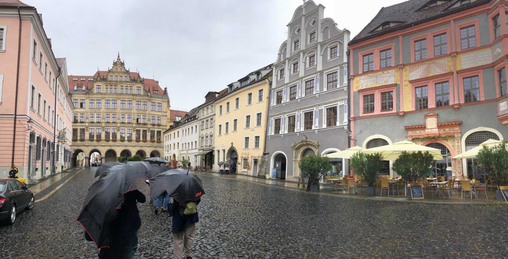 It's hard to find a better example of a perfectly preserved city than Gorlitz. Max Hartshorne photos.