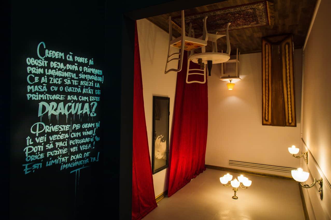 Museum of the Senses, Bucharest.