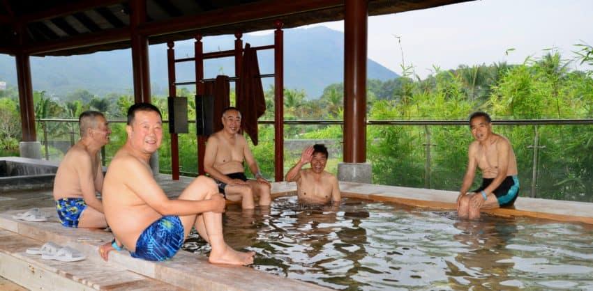 Hainan Island: Hot Springs and Fast Trains 1