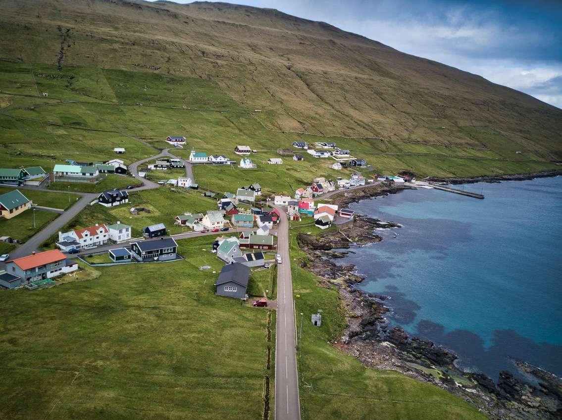Sandvík, Faroe Islands