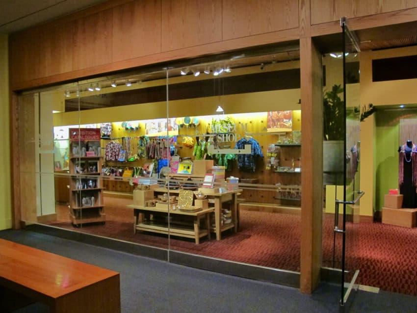 Smithsonian Museum of African Art shop in Washington DC.