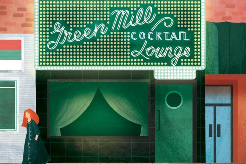 green-mill-bar