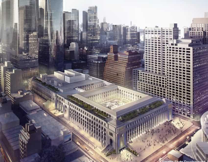 NYC's Moynihan Train Hall To Ease Congestion 2
