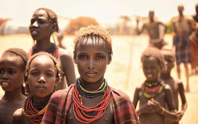 Dassanech tribe. Rod Waddington photo.
