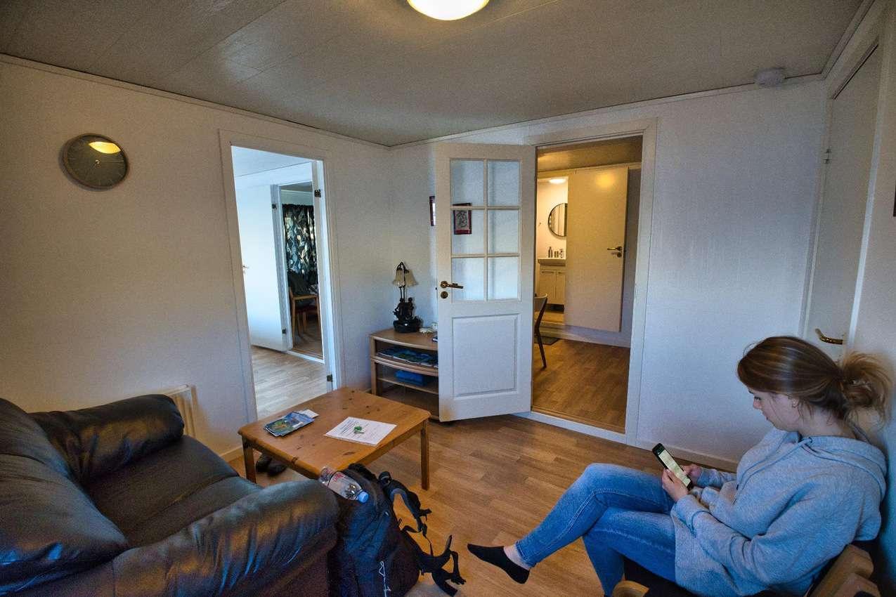 Rental Airbnb in the Faroe Islands.