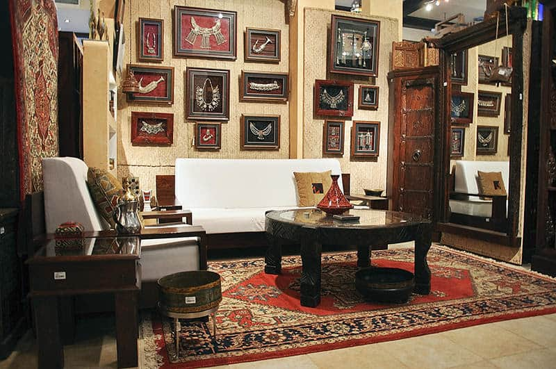 Al Alamia Gallery Jeddah Saudi Arabia.