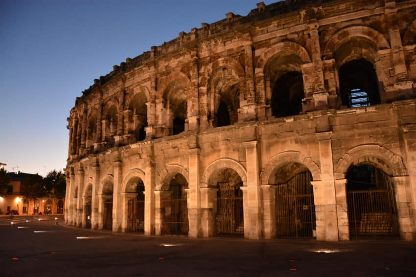 Nimes, France: A New Museum from Roman Times 3