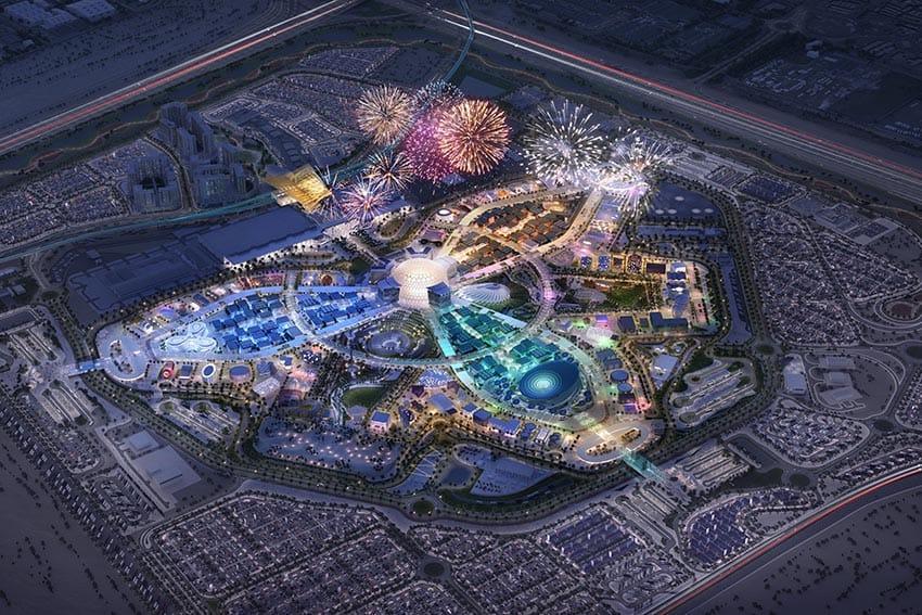 World Expo 2020: A Global Melting-Pot