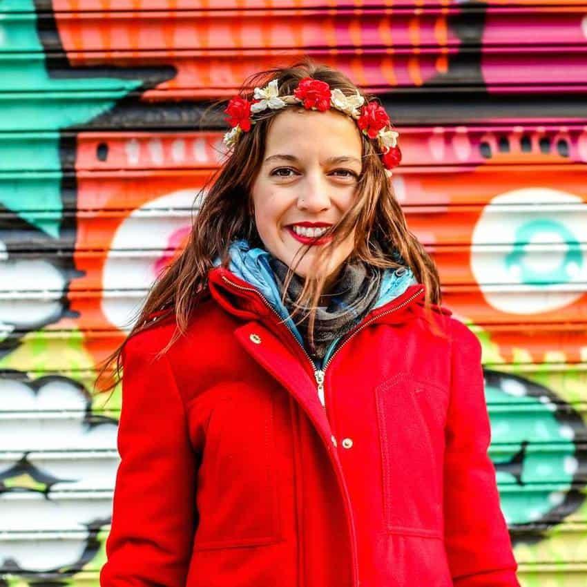 Jessie Festa, editor of Jessie on a Journey.