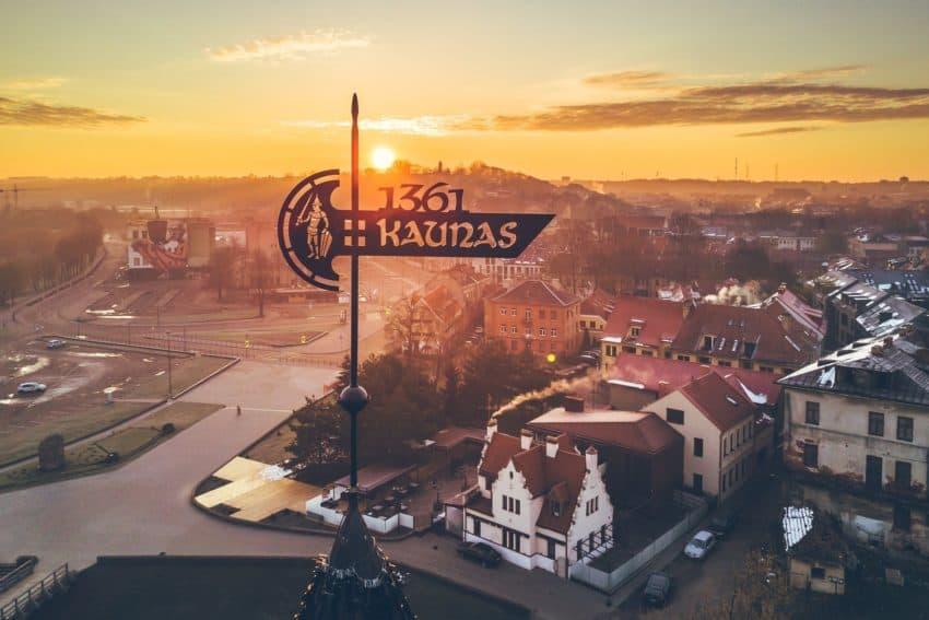 Kaunas, Lithuania: 'Kaunastic' for 2022