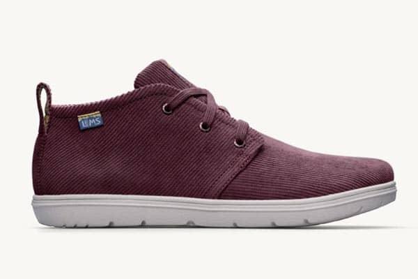 Lem's Chukka Cordoroy shoes