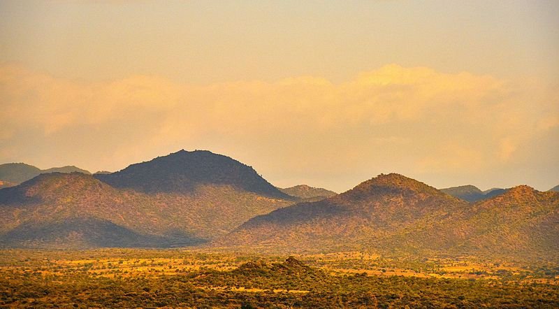 Omo valley. Rod Waddington photo.