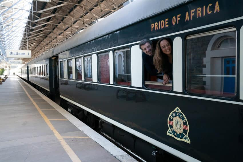 Rovos Rail: Scenic Rail Trips in Africa