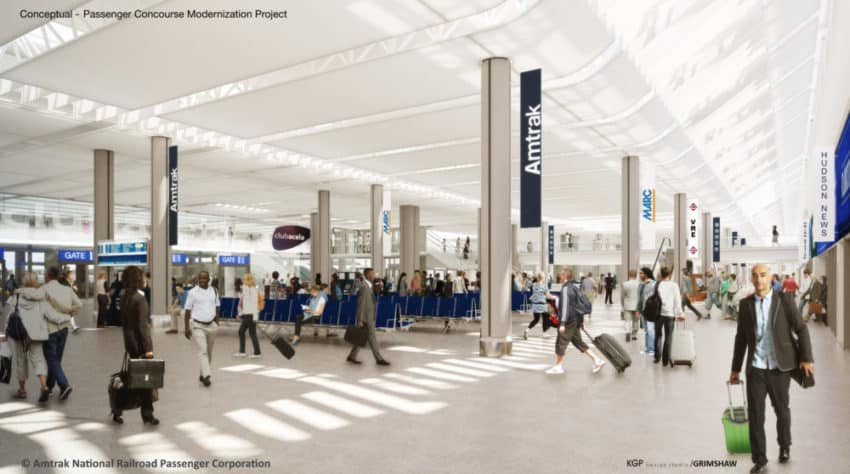 Improving Amtrak's Washington Union Station 1