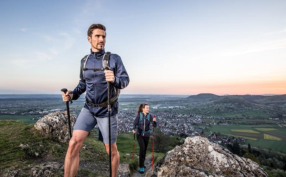 Leki hiking poles for 2020's hikes.