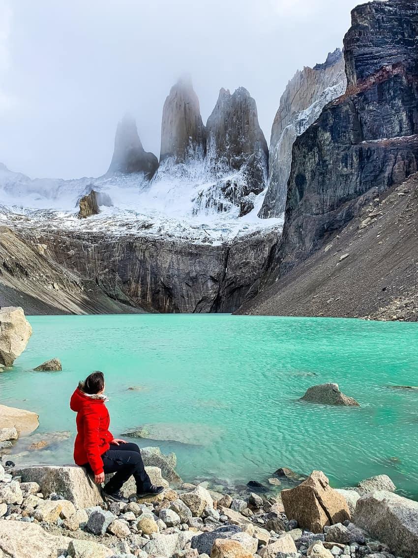 women, Patagonia SITA Tours