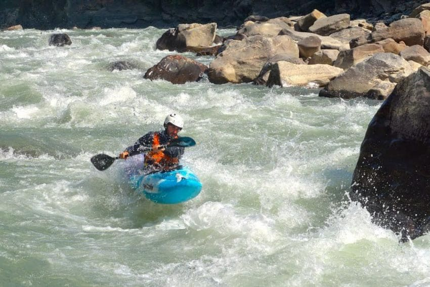 Running the Wild Rivers of Nepal