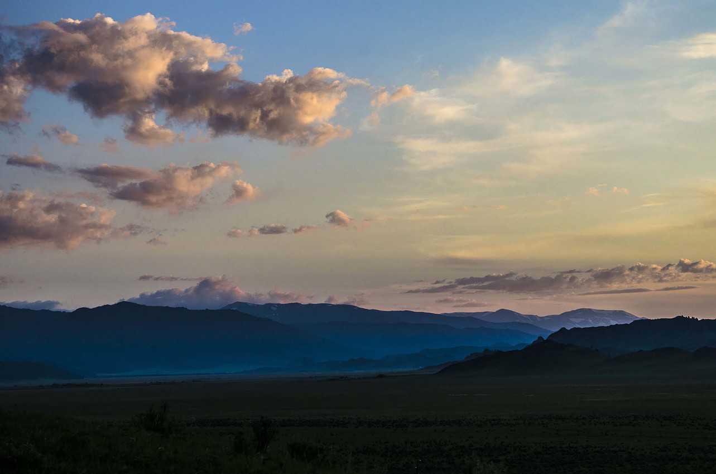 Kosh-Agach, Chui Steppe, Altai Republic. In translation from Kazakh