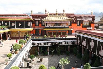 Kokhang Temple. Bernt Rostad photo.