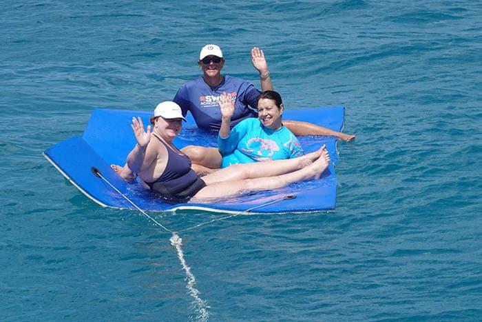 BVI Ladies Floating