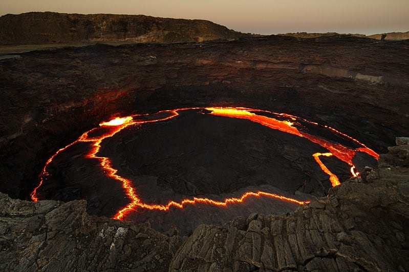 Ethiopia: Find Lava Lakes and Lost Tribes 1