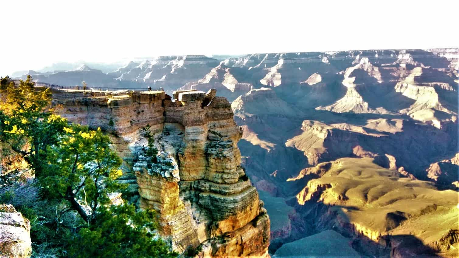 Grand Canyon during the pandemic