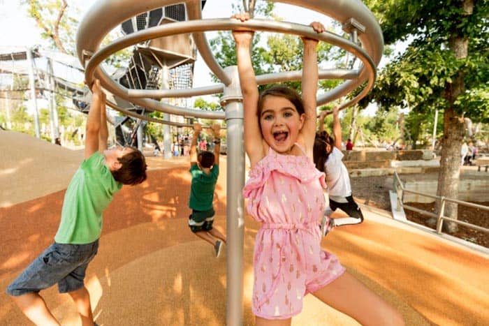 Gathering Place: An Ambitious Park in Tulsa